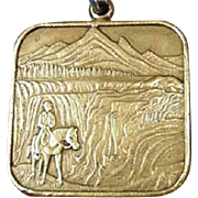 Old, Key Chain - Idaho Tribute to the Bicentennial 1776 - 1976