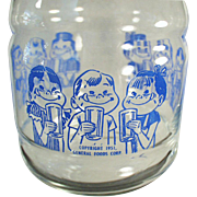 Old, Kool-Aid Carafe with Happy Kids - Great for Summer Drinks