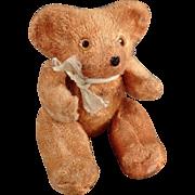 Old, Plush Teddy Bear Tape Measure