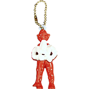 Old, Puzzle Key Chain - Howdy Doody
