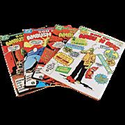 "Old Comic Books - ""Son of Ambush Bug"" - 4 Issues"