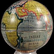Vintage, World Globe, Figural Pencil Sharpener