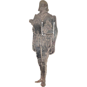 Vintage, Figural Bookmark - William Shakespeare