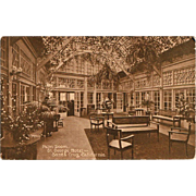 Vintage Postcard - St. George Hotel, Santa Cruz