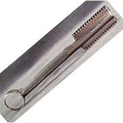Vintage Safety Razor - Ward - Dated 1908