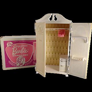 Vintage, Susy Goose, Barbie Wardrobe with Original Box