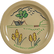 Vintage, Union Pacific Railrod, Restaurant China - Zion Pattern