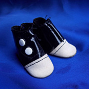 Vintage MadameAlexander two Color Boots