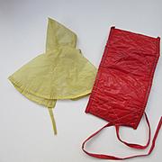 Vintage Ginny Raincoat and Organizer