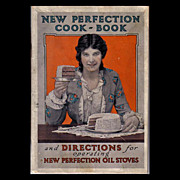 The New Perfection Cook Book & Directions -- Vintage Advertising Pamphlet