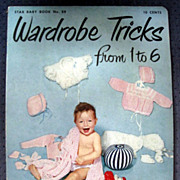 Wardrobe Tricks from 1 to 6 -- Vintage Needlework Book