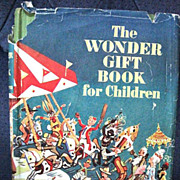The Wonder Gift Book for Children -- 1947