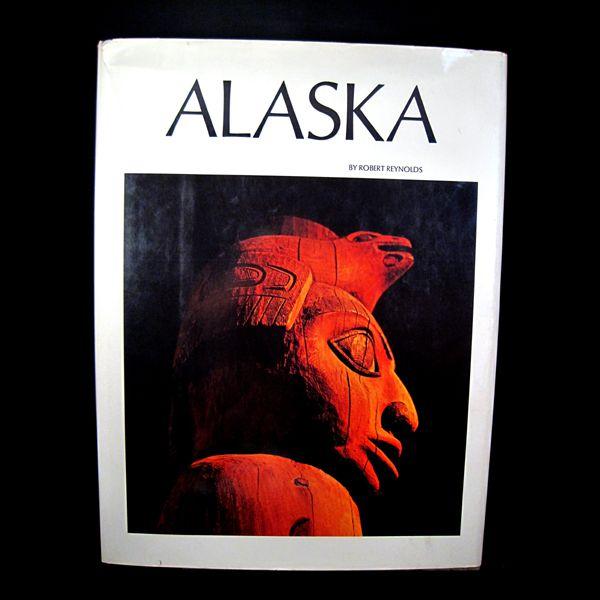 Alaska -- Photographic Book with Presentation Plate 1981
