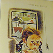 American Picturebooks From Noah's Ark To The Beast Within - Vintage Book w/ Dust Jacket