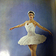 Baron Encore - Photographic Vintage Book of Ballet in the 1950's