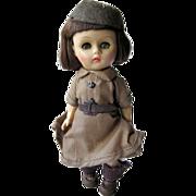 Uneeda Brownie Doll / Vintage Doll / Collectible Doll / Uneeda Doll Company