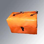 Vintage Patten Leather Box Purse