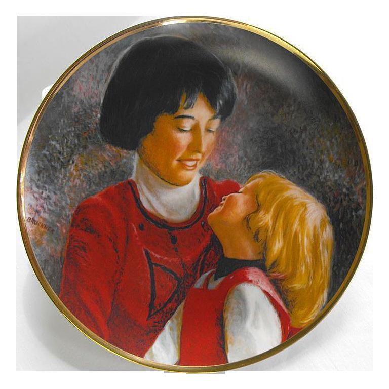 Collector Plate: William Bruckner