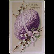 Post Card Easter                Circa:1910