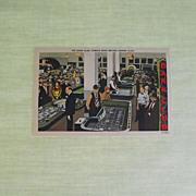 Postcard: The Bank Club Reno