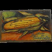 Antique Thanksgiving Postcard