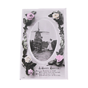 1912 Easter postcard