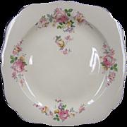 Paden Bakserv Floral Design 5 Square Plates