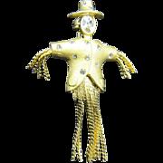 Rhinestone Scarecrow