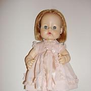 """Vintage 12"""" Madam Alexander Sweet Tears Doll 1965"""