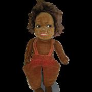 Norah Wellings Black Islander doll
