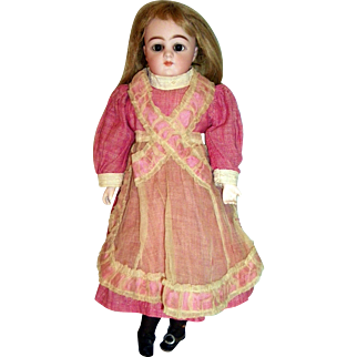 SALE Simon & Halbig 950 Shoulder head doll