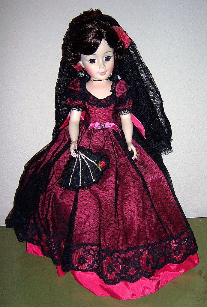 Madame Alexander Goya doll