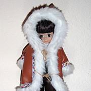 Madame Alexander Alaska doll