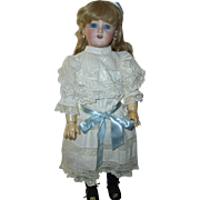 "20"" Simon & Halbig #1249 Santa German Bisque Doll"