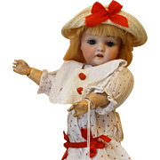 12 inch Winsome Kestner 143 Child Doll