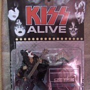 Kiss Alive Gene Simmons by McFarlane Toys/Spawn Mint Box/Pkg