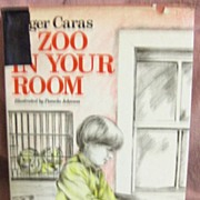 Book – A Zoo in Your Room by Author Roger Caras