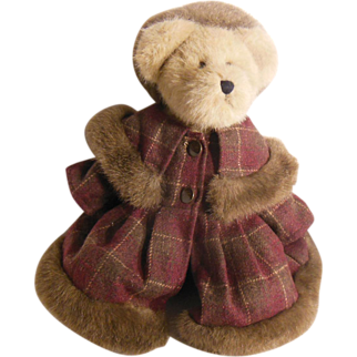 Retired Boyd's Bear Annabelle Dickens Plush