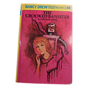 Nancy Drew Book – The Crooked Bannister by Carolyn Keene