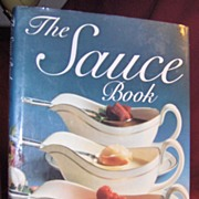Book – The Sauce Book by Pepita Aris