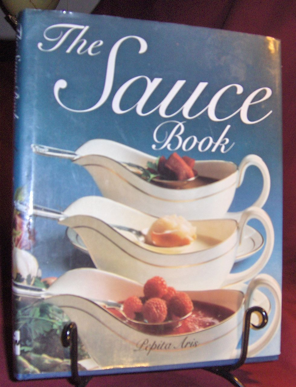 Book – The Sauce Book by Pepita Aris