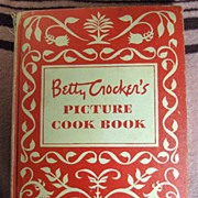Betty Crocker's Picture Cook Book First Edition