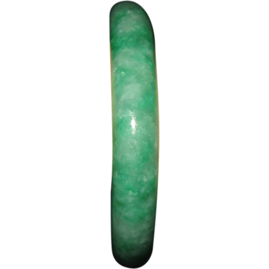 Genuine Jadeite Bracelet Green