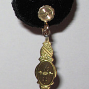 Victorian Drop Earrings