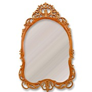 Louis XV Carved Mirror