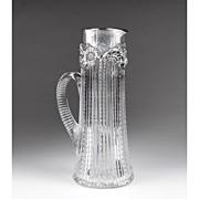 Dominick & Haff American Cut Glass Claret Tankard