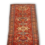 Antique North West Persian Karaja runner