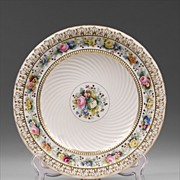 Ovington Brothers Copeland China Plate