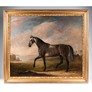 SALE Oil Painting On Canvas of a Horse By John Ferneley