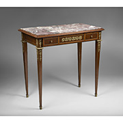 Late 19th C. Louis XVI Center Table